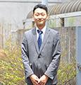 毎日が成長。ふれ合う全ての方々が私の先生です。 営業係長 渡邊 優(2009年入社)
