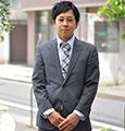 迅速で冷静な仕事。私が目指しているのは入居者様が安心して生活できる環境作り。 賃貸管理/営業 前田 貴弘(2013年入社)
