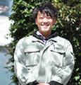 明るく元気に笑顔を絶やさず楽しく働く。これが僕のモットーです。 株式会社リリーフ 鈴木 拓海(2012年入社)